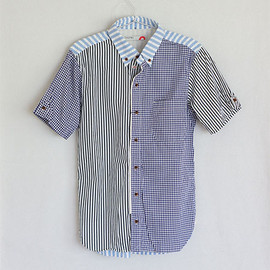 ACTS - CRAZY S/S SHIRT (3 COLOR CRAZY)