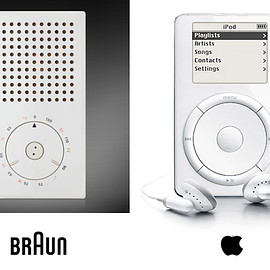 BRAUN or Apple - BRAUN or Apple