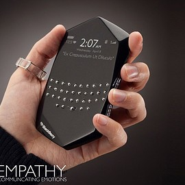 Blackberry - Empathy concept phone