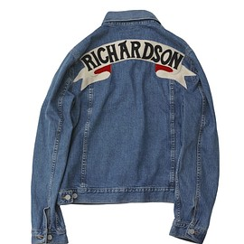 Richardson - Olympia le Tan, Denim Jacket Black