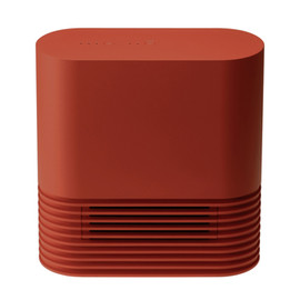 ±0 - Ceramic Fan Heater (Red)
