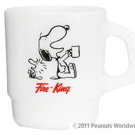 Fire King - Snoopy 60years