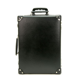 GLOBE TROTTER - TROLLEY CASE/BLACK×BLACK