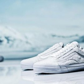 VANS - VANS OLD SKOOL POLAR BEAR PACK