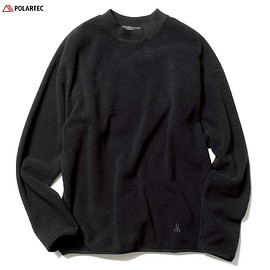 SOPHNET. - POLARTEC THERMAL PRO BOA FLEECE CREWNECK TOP