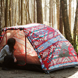 POLeR - POLER x Pendleton Two man tent