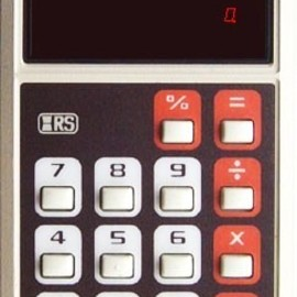 Radio Shack - EC-220 calculator