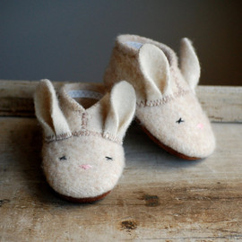 Kids Wool Slippers