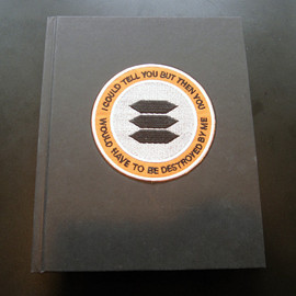 Trevor Paglen - I Could Tell You But Then You Would Have to be Destroyed by Me: Emblems from the Pentagon's Black World