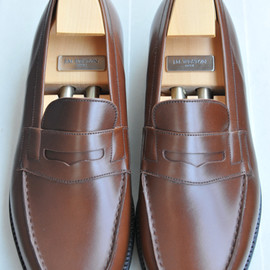 JM WESTON - The penny loafers