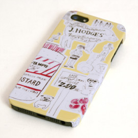 Ruinchi - iPhone5ケース「NY」