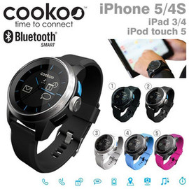COOKOO - Bluetooth SMART対応アナログ腕時計cookoo watch