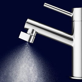 Altered:Company - Altered:Nozzle - Same tap. 98% less water.