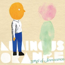 luminous orange - Songs of Innocence