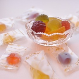 GRACE DEW FRUITS JELLY アソート24個入