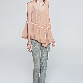 Free People - Nighty Night Top