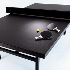Tom Burr Table - Tennis Table