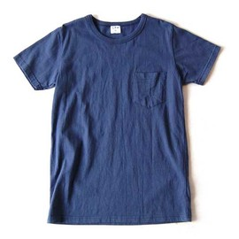 COMMONO reproducts WORKERS - WORKERS POCKET TEE