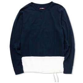 CASH CA - PANEL COLOR L/S TEE