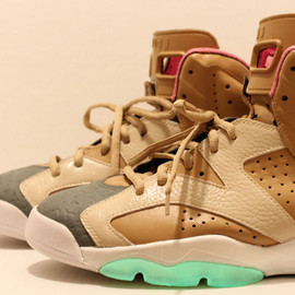 Air Jordan - Air Jordan VI Air Yeezy Net Customs