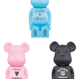 MEDICOM TOY - Cleverin(R) BE@RBRICK