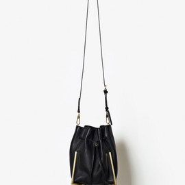 3.1 Phillip Lim - 'SCOUT' SMALL DRAWSTRING CROSSBODY