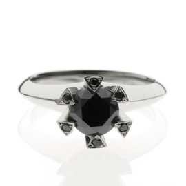 JAM HOME MADE - FINAL BLACK DIAMOND CLASSIC RING