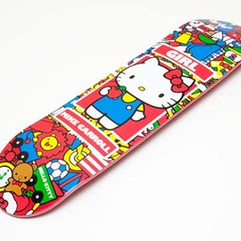 Girl Skateboard Company - Girl Skateboard x Hello Kitty 35th Anniversary Collection