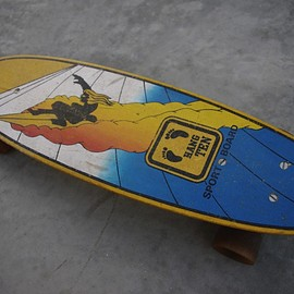 HANG TEN - Vintage Hang Ten Skateboards
