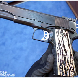 Western Arms - Springfield Armory M1911-A1 SCW Seven Mills Custom Real Steel