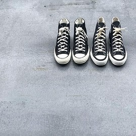 CONVERSE - time line
