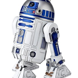海洋堂, STAR WARS: REVO - No.004 R2-D2