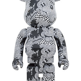 MEDICOM TOY - BE@RBRICK Keith Haring Mickey Mouse 1000%