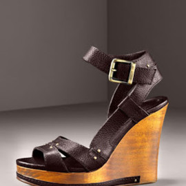 Chloe - Platform Wedge
