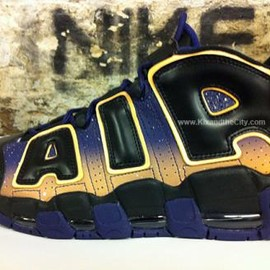 Nike - NIKE AIR MORE UPTEMPO DAWN TO DUSK PACK