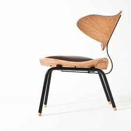 Louw Roets - Poise chair