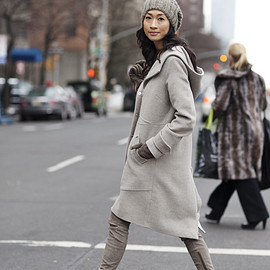 On the Street…. - Broadway, New York