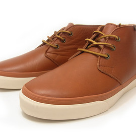 VANS - Chukka Decon CA - CALIFORNIA COLLECTION - brown