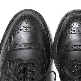 nonnative - RIDER SHOES - COW LEATHER by Tricker's