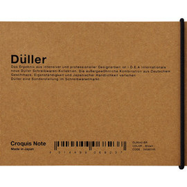 VETTED - Duller Croquis Notebook
