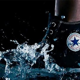 CONVERSE ADDICT - Chuck Tayler Canvas Hi with Gore-Tex
