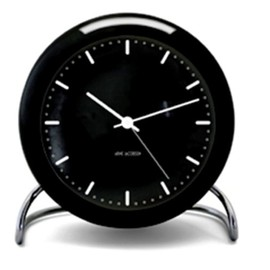 Rosendahl Copenhagen - Arne Jacobsen City Hall Table Clock 43673