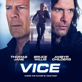 Brian A. Mille - Vice (2015)