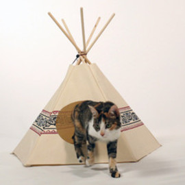 Cat Tipi - Hunter