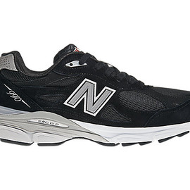 New Balance - New Balance 990, Black with Grey
