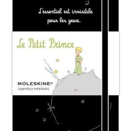 Moleskine - Le Petit Prince Plain Pocket (Moleskine Legendary Notebooks)