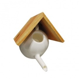 GELCHOP - Bird House -Watering Pot-