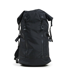 DATUM - Loftman別注 Roll Top Pack-Black