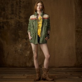 Ralph Lauren denim & supply - Denim & Supply Serape Field Jacket