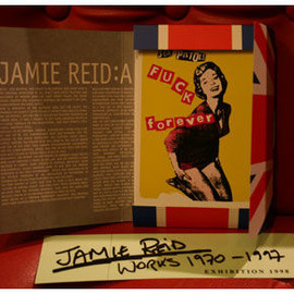 Jamie Reid - Post Card Set(Jamie Reid Exhibition1998)